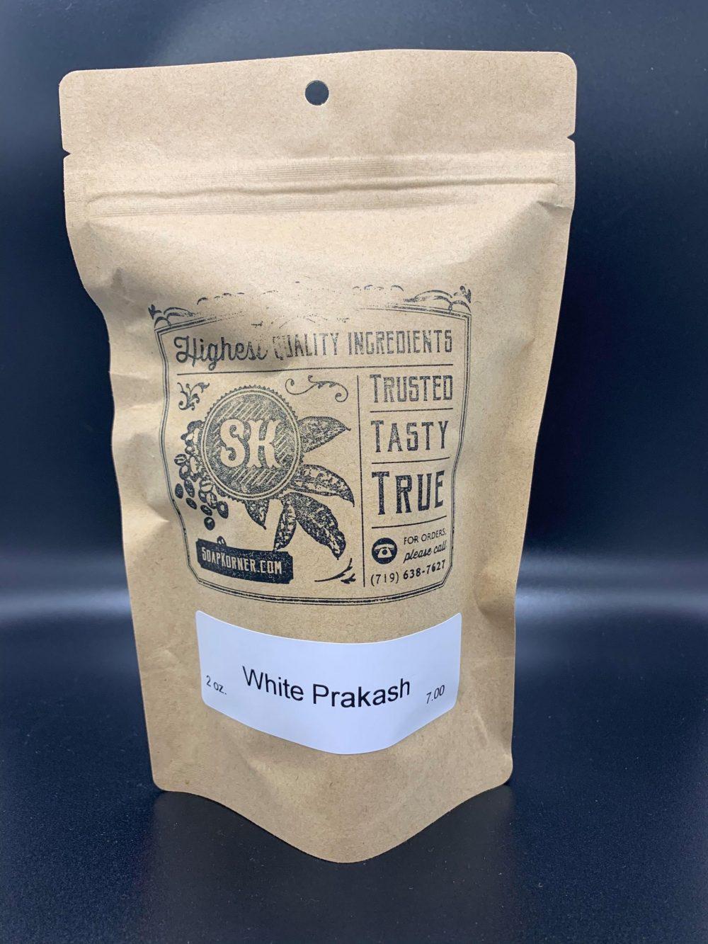 White Prakash