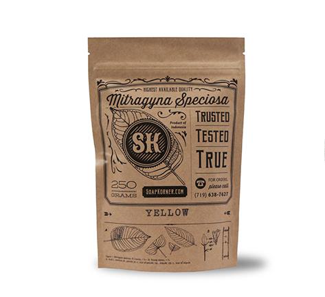 Yellow Kratom Powder for Sale