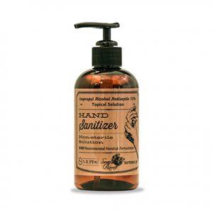 Hand Sanitizer 75% IPA